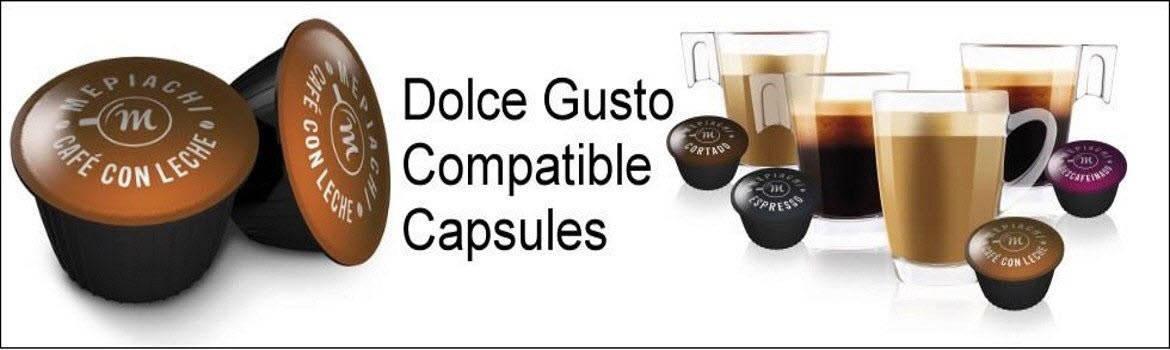 Dolce Gusto Compatible Capsules