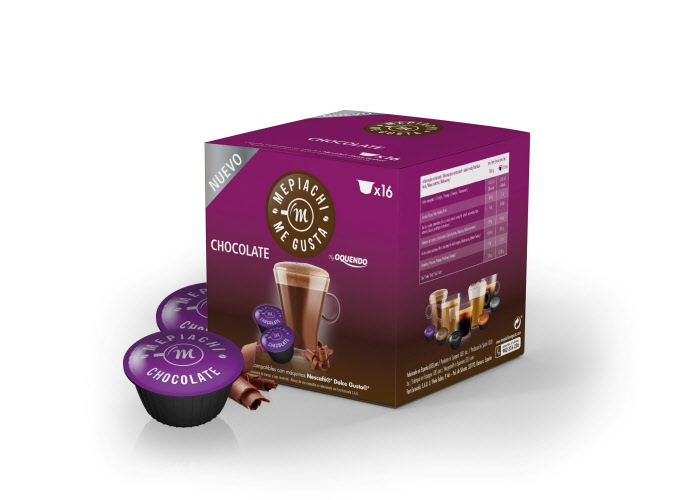 Hot Chocolate For Dolce Gusto